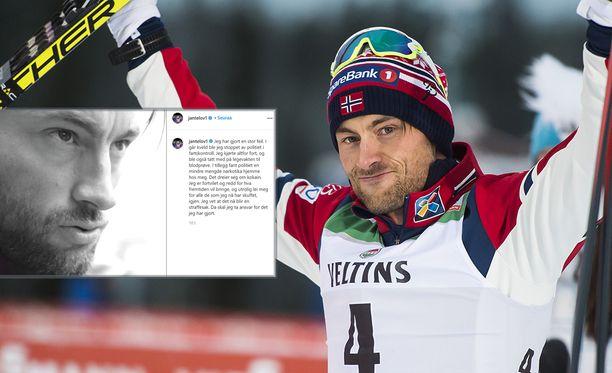 Petter Northugin ura on ollut menestyksekäs, mutta myös värikäs.