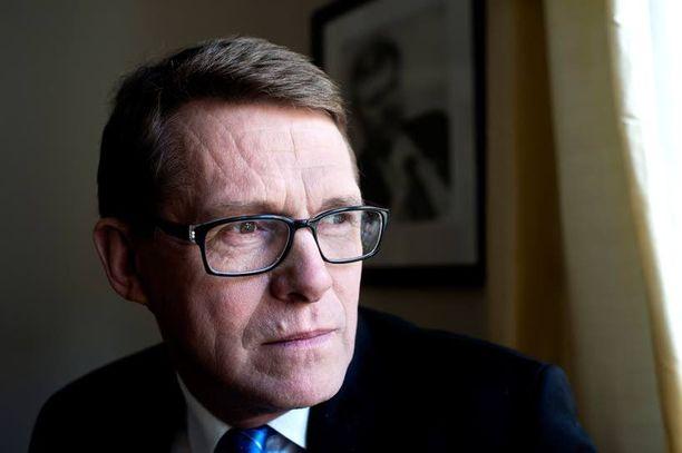 Ex-pääministeri Matti Vanhanen sanoo, että häntä ärsyttää verokeskusteluun liittyvä mielikuvapolitikointi.