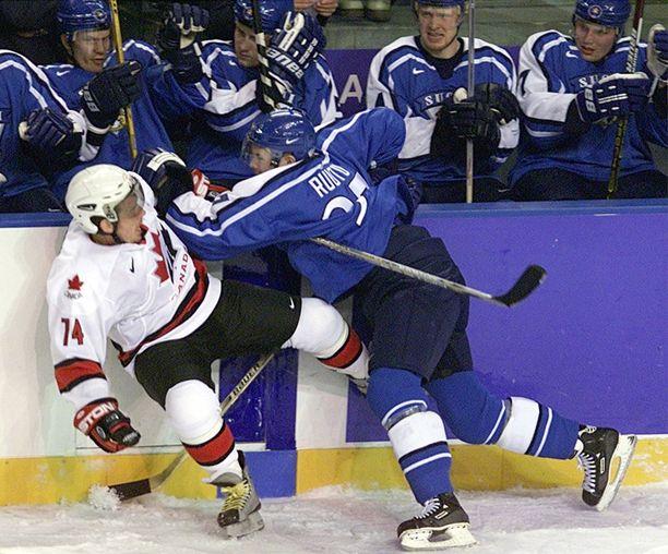 Ruutu voitti Leijonissa kaksi olympiamitalia, neljä MM-mitalia ja hopeaa maailmancupissa.