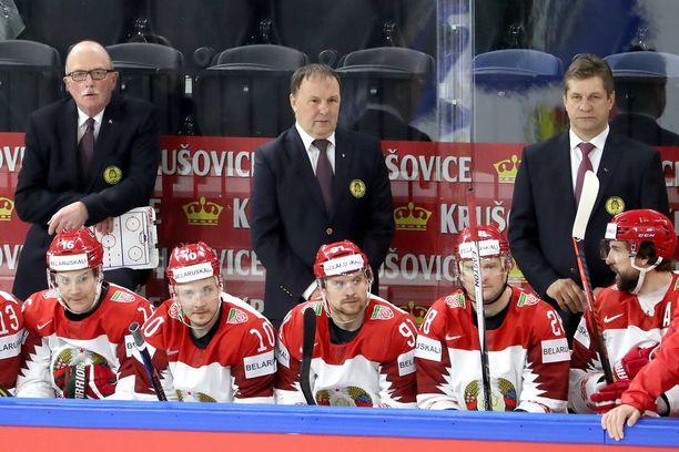 Dave Lewisin luotsaamalla Valko-Venäjällä on ollut vaikeuksia maalinteon kanssa.