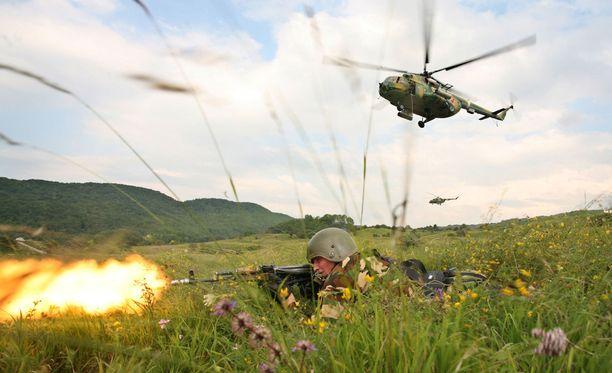 Useilla Spetsnaz-joukkojen sotilailla on taistelukokemusta muun muassa Afganistanista ja Syyriasta.