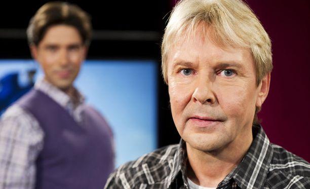 UUSI ALKU Matti Nykänen kertoo Mansikkapaikka-ohjelmassa löytäneensä rinnalleen aidon rakkauden.