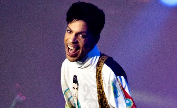 Prince kesällä 2010.