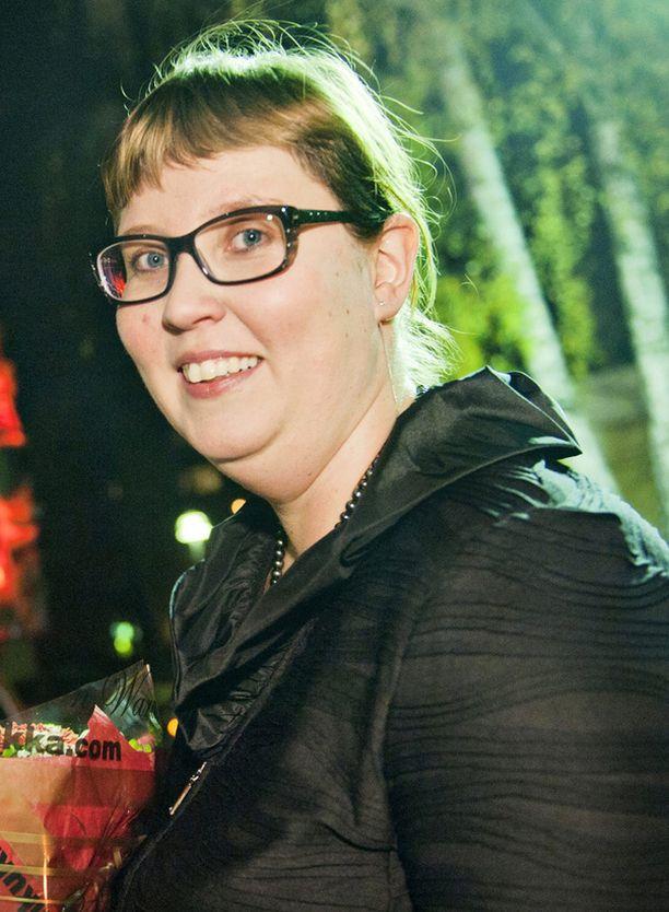 Merja Kyllönen kannattaa tiukempia rangaistuksia.