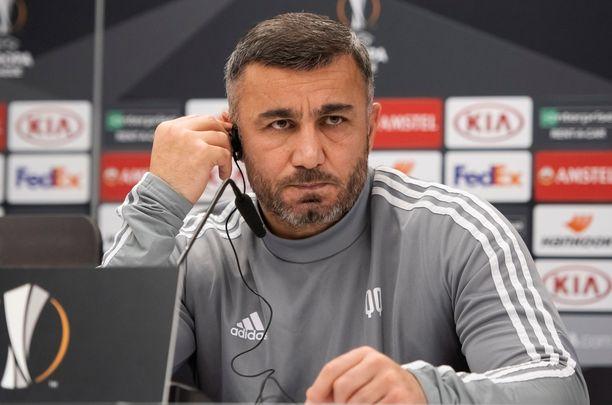 Qurban Qurbanovin luotsaama FK Karabah joutuu etsimään uuden kotikentän Eurooppa-liigan otteluihin.