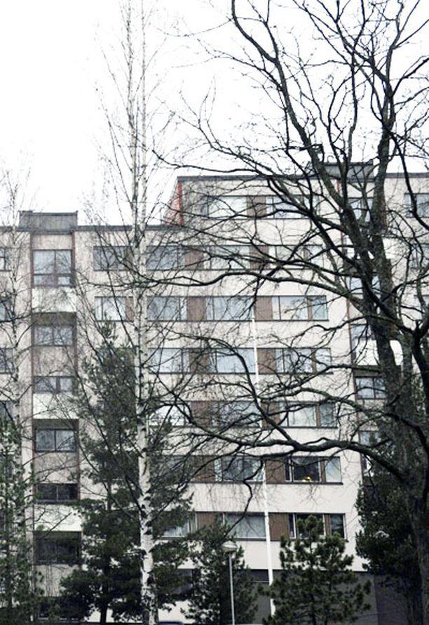 EI JÄLKIÄ Murtovaras on tunkeutunut kerrostaloasuntoihin lähes jälkiä jättämättä. Kuvan asunnot eivät liity juttuun.