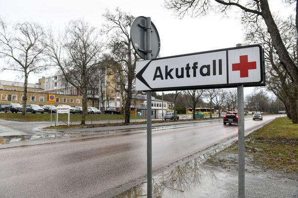 Malmössä epäiltiin ebolatartuntaa. Kuvituskuva.