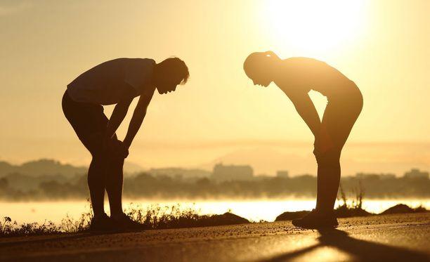 Liikunta tekee sydämelle hyvää, mutta liika voi yksinkertaisesti olla liikaa.