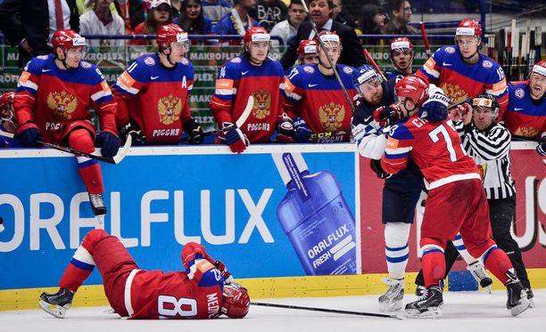 Jevgeni Medvedevin turnaus on Venäjän GM:n mukaan paketissa.