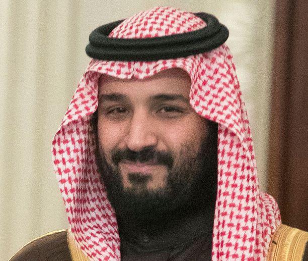 Kruununprinssi MBS haluaa pönkittää valtaansa.