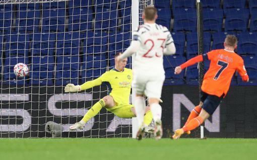 Manchester United koki nöyryyttävän tappion Mestarien liigassa – norjalaistähti hurjana Belgiassa