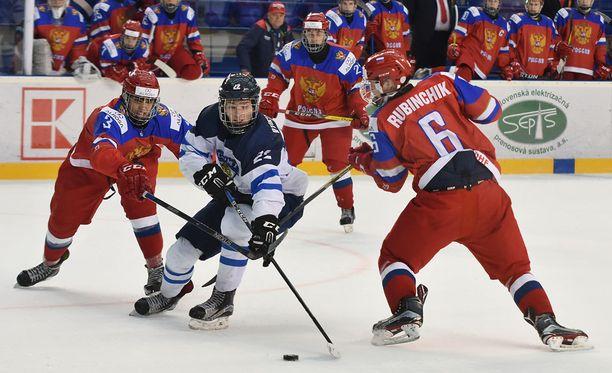 Santeri Virtanen uskoo kultamitaliin.