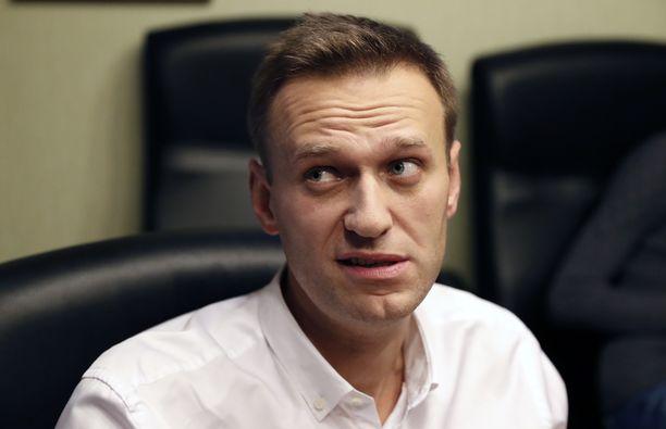 Aleksei Navalnyi on Venäjän tunnetuin Putin-kriitikko.
