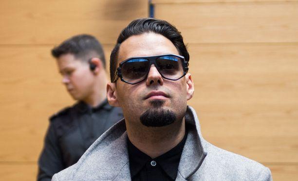 Axl Smithin juttua käsiteltiin Helsingin käräjäoikeudessa viime huhtikuussa.