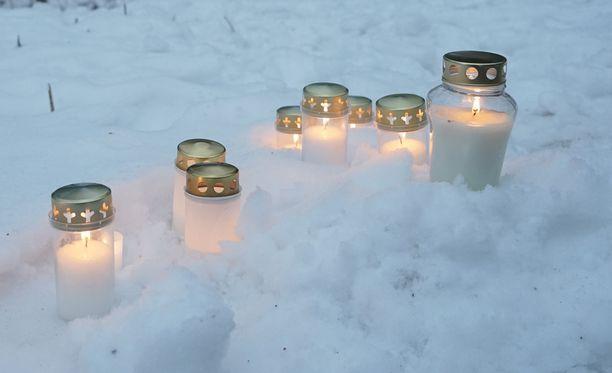 13-vuotias löydettiin maastosta kuolleena Espoossa.