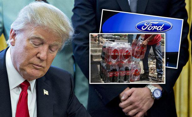 Donald Trump allekirjoitti perjantaina asetuksen, joka kieltää Irakin, Iranin, Jemenin, Libyan, Somalian, Sudanin ja Syyrian kansalaisilta maahantulon