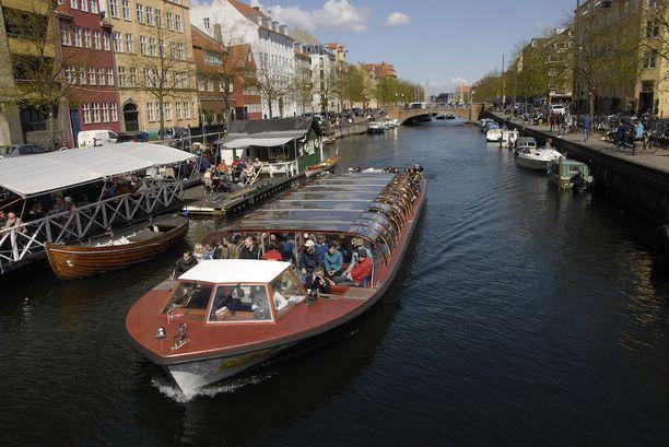 Matkustaako helatorstaina Kööpenhaminaan?