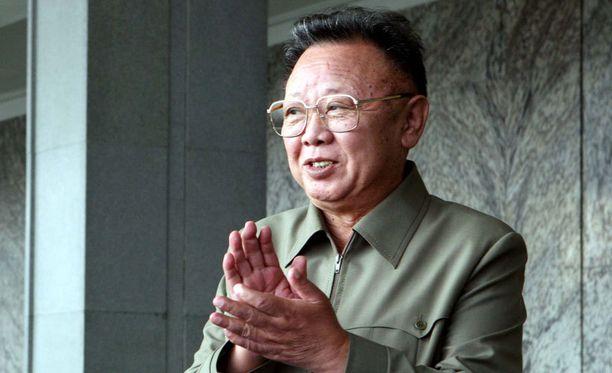 Kim Jong-il kuoli kaksi vuotta sitten.