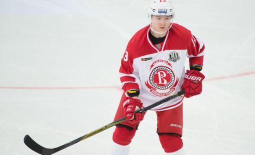 Jesse Mankisen vierailu KHL:ään jäi lyhyeksi.