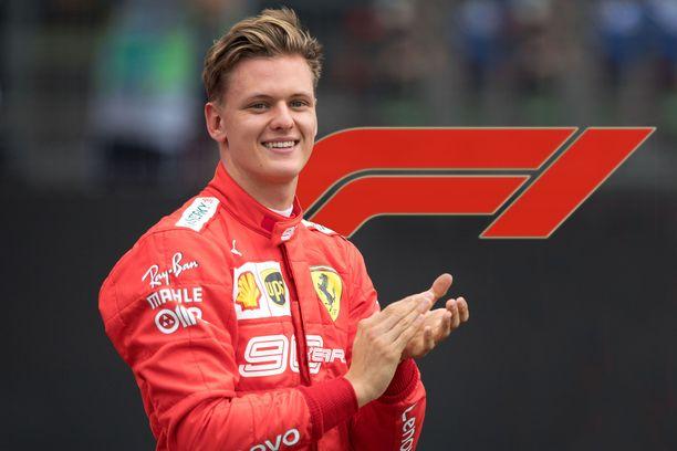 Mick Schumacherin F1-unelma ei toteudu ainakaan vielä ensi vuonna.