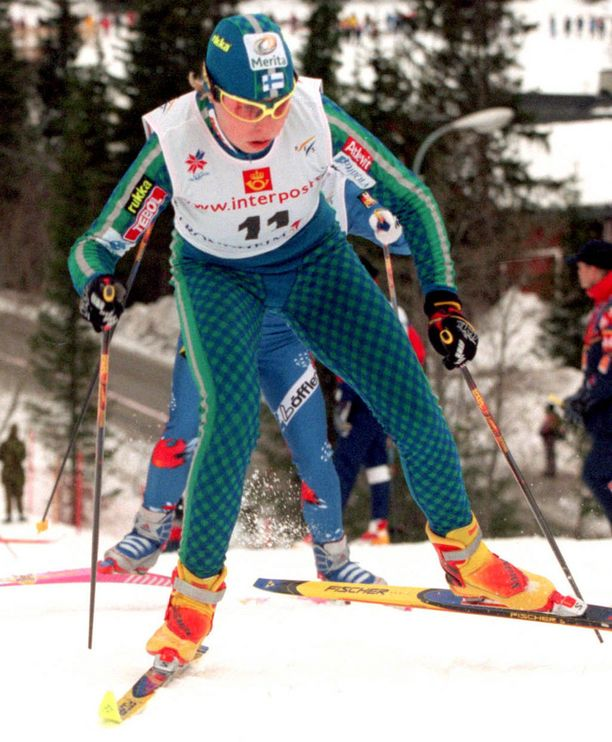 Riikka Sirviö, 1997