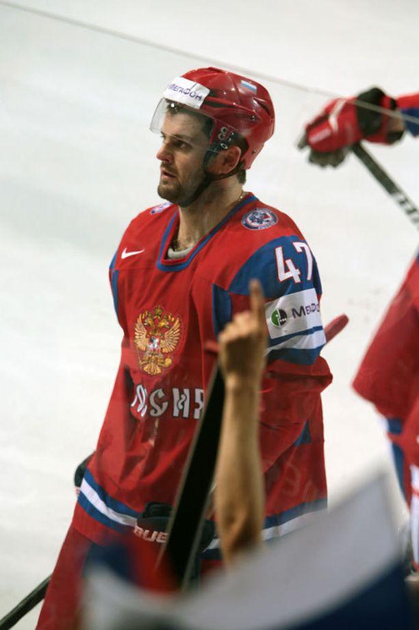 Aleksandr Radulov.