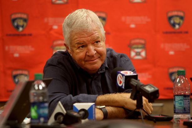 Dale Tallon ei jatka Panthersin GM:nä.
