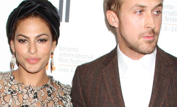 Eva Mendes ja Ryan Gosling ovat seurustelleet vaihtelevalla menestyksellä vuodesta 2011.
