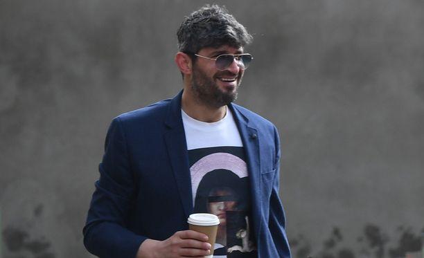 Fadi Fawaz näki viimeisenä George Michalin elossa.
