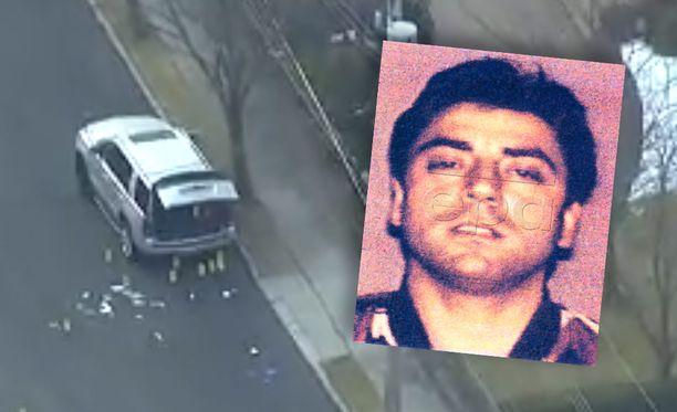 Mafiapomo Frank Cali sai surmansa kotinsa edustalla. Kuvassa Cali päiväämättömässä poliisin julkaisemassa kuvassa.