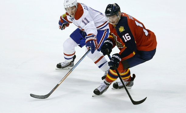 Aleksander Barkov on päässyt pisteille neljässä viimeisessä kotipelissä.