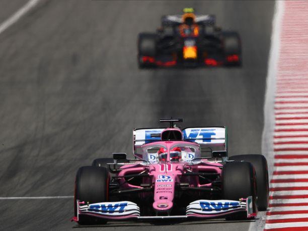 Ranskalaistalli väitti alun perin, etteivät Racing Pointin tämän kauden autot ole tallin itsensä suunnittelemia.