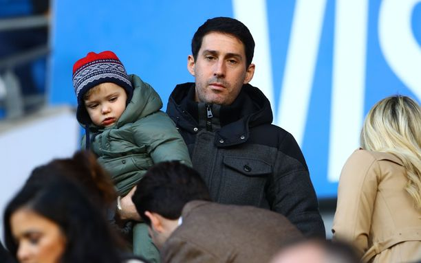 Peter Whittingham oli katsomassa ex-seuransa Cardiffin ottelua 12. tammikuuta.