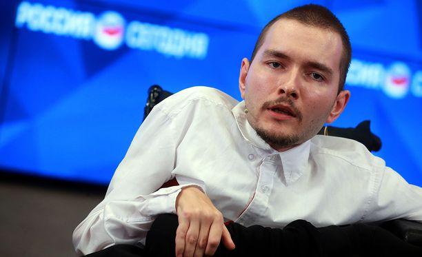 Valery Spiridonov kärsii kuolemaan johtavasta harvinaisesta lihassurkastumasta.
