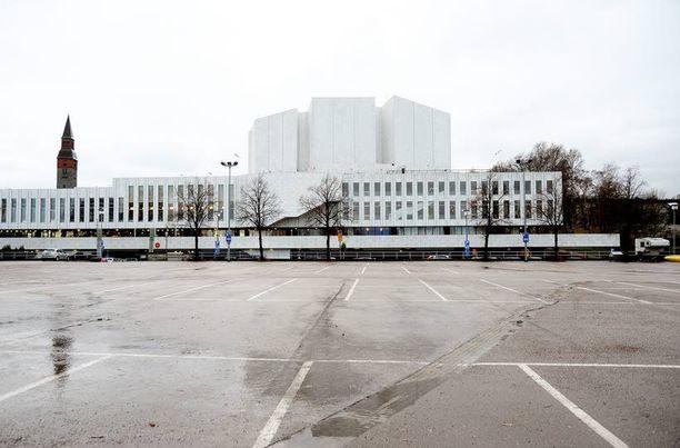 Eduskunnan päättäjäiset pidetään Finlandia-talossa.