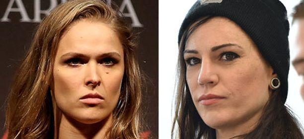 Ronda Rouseyn ja Eva Wahlströmin kohtaaminen olisi varmasti mielenkiintoinen.