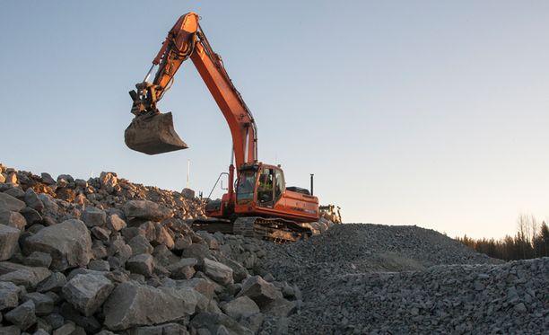 Valtioneuvosto myönsi Talvivaaralle luvan uraanin talteenottoon viime vuoden maaliskuussa.