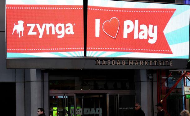 Zynga ostaa suomalaisen Small Giant Games -pelistudion vaiheittain.