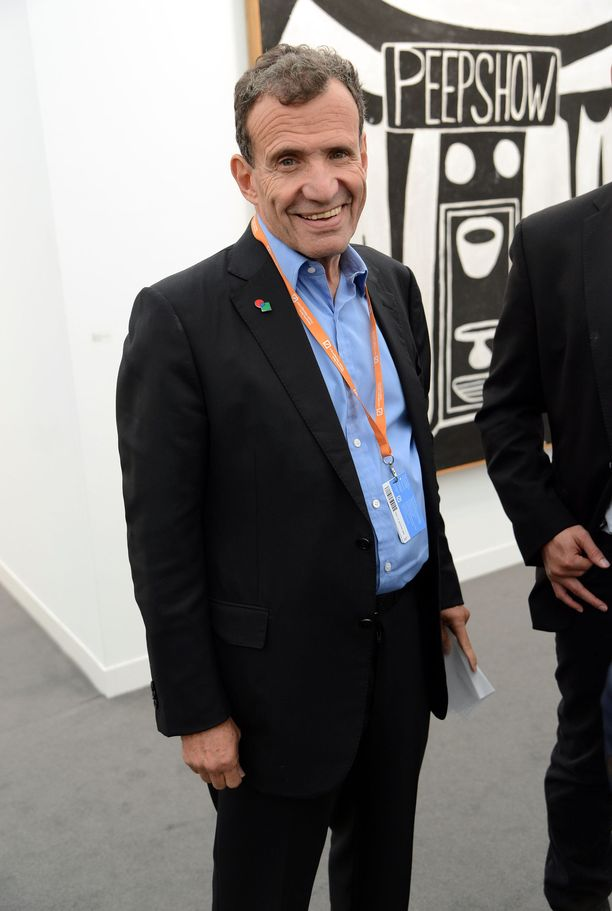 Poju Zabludowicz on taidetta harrastava liikemies.