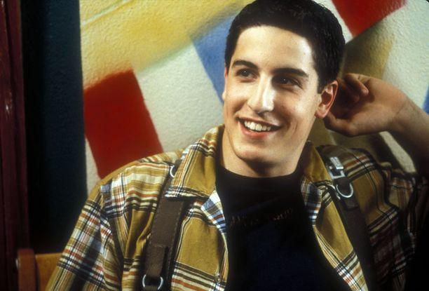 Jason Biggs tähditti 90-luvun supersuosittua American Pie -teiniseksikomediaa.