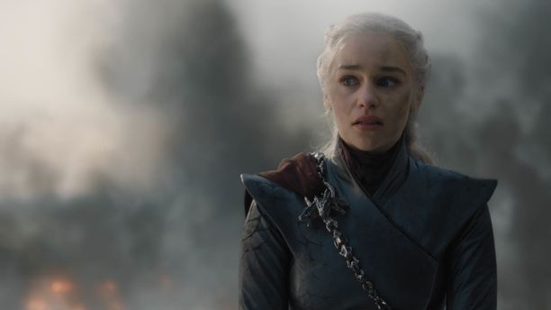 Daenerys poltti Kuninkaansataman Game of Thronesin kahdeksannella tuotantokaudella.