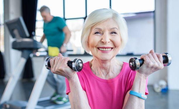 Säännöllinen liikunta tekee hyvää sekä sielulle että ruumiille.