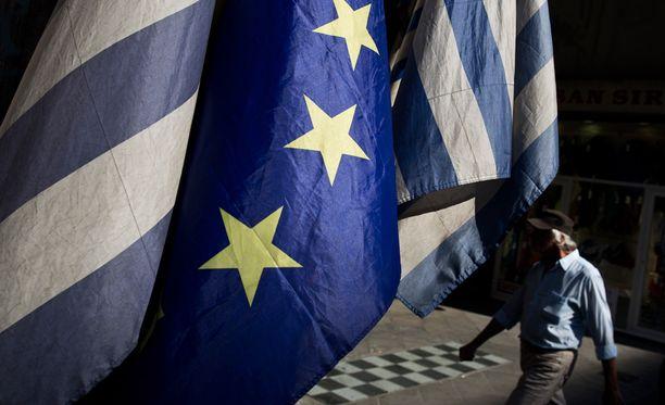 Euromaat ovat keskeyttäneet neuvottelut Kreikan kanssa.