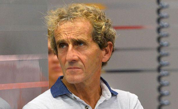 Alain Prost tietää, miltä tuntuu ajaa kovan tallikaverin kanssa.