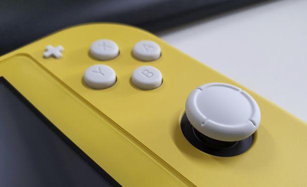 Ohjainongelmat jatkuvat Nintendo Switch Litessä.