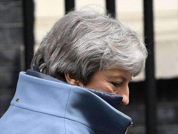 Theresa May käy tänään sekä Berliinissä että Pariisissa. Keskiviikkona hän on esittelemässä asiansa Brysselissä.