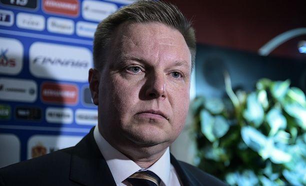 Harri Nummela toivoisi nuoremmilta huippupelaajilta enemmän innokkuutta maajoukkuetehtäviin.