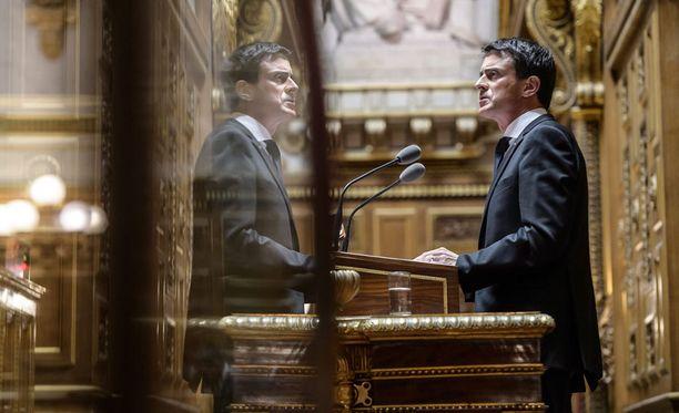 Ranskan pääministeri Manuel Valls sanoo, että Eurooppa ei kykene ottamaan lisää pakolaisia.