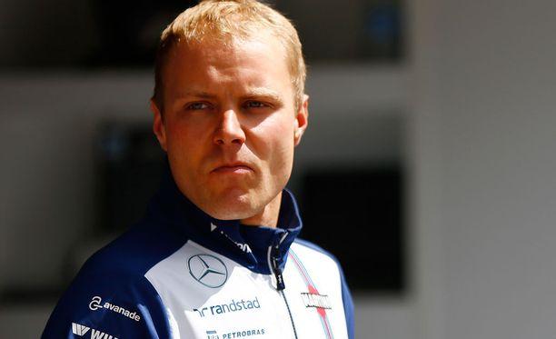 Valtteri Bottas kärsi Williamsin taktiikasta.