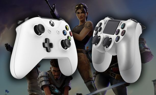 Sony antaa pelata Fortnitea muiden konsoleiden omistajien kanssa.